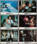 """Movie Posters:James Bond, From Russia with Love (United Artists, R-1984). Lobby Cards (6) (11"""" X 14""""). James Bond.. ... (Total: 6 Items)"""