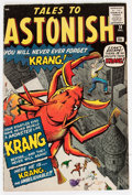 Silver Age (1956-1969):Horror, Tales to Astonish #14 (Marvel, 1960) Condition: VG+....
