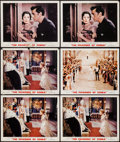 """Movie Posters:Adventure, The Prisoner of Zenda (MGM, 1952). Deluxe Lobby Cards (10) (11"""" X14""""). Adventure.. ... (Total: 10 Items)"""