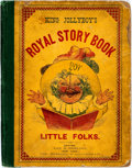Books:Americana & American History, [Americana]. King Jollyboy's Royal Story Book for LittleFolks. Boston: Lee & Shepard, [n.d., ca. 1870]. Smallquart...