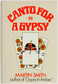 Books:Mystery & Detective Fiction, Martin Smith. Canto for a Gypsy. New York: Putnam's, [1972].First edition, first printing. Publisher's red cloth an...