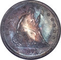 Proof Seated Quarters, 1871 25C PR66 PCGS Secure....