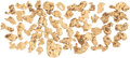 Western Expansion:Goldrush, Gold Nuggets: A Nice Selection of Pure Gold Nuggets as Shown....