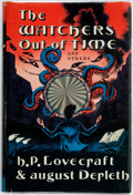 Books:Horror & Supernatural, H.P. Lovecraft and August Derleth. The Watchers Out of Time.Sauk City: Arkham House, 1974. First edition, one of 5,...