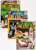 Silver Age (1956-1969):Horror, Tales of the Unexpected Group (DC, 1956-68) Condition: AverageVG-.... (Total: 37 Comic Books)