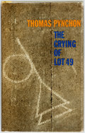 Books:Literature 1900-up, Thomas Pynchon. The Crying of Lot 49. Philadelphia: J.B.Lippincott, [1966]. First edition. Publisher's cloth and or...