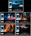 "Movie Posters:Horror, The Thing (Universal, 1982). Lobby Cards (5) (11"" X 14""). Horror.. ... (Total: 5 Items)"
