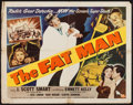 "Movie Posters:Mystery, The Fat Man (Universal International, 1951). Half Sheet (22"" X 28"")Style A. Mystery.. ..."
