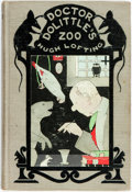 Books:Literature 1900-up, Hugh Lofting. Doctor Dolittle's Zoo. New York: Frederick A. Stokes, [1925]. First edition, first printing. Publisher...