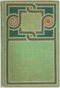Books:Literature Pre-1900, Lew. Wallace. The Wooing of Malkatoon Commodus. New York: Harper & Brothers, 1898. Early edition. Publisher's light ...