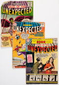 Silver Age (1956-1969):Horror, Tales of the Unexpected Group (DC, 1956-67) Condition: AverageFR.... (Total: 29 Comic Books)