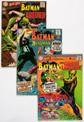 Silver Age (1956-1969):Superhero, The Brave and the Bold Group (DC, 1966-72) Condition: Average FN+.... (Total: 22 Comic Books)