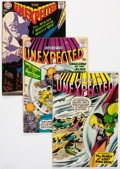 Silver Age (1956-1969):Horror, Tales of the Unexpected Group (DC, 1958-69) Condition: AverageVG/FN.... (Total: 33 Comic Books)