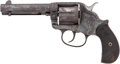 Handguns:Double Action Revolver, Colt Model 1878 Frontier Double Action with Known History. ...