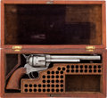 "Handguns:Single Action Revolver, William F. ""Buffalo Bill"" Cody: A Very important and Unusual Buffalo Bill-Owned Colt Revolver. ..."