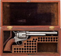 "William F. ""Buffalo Bill"" Cody: A Very important and Unusual Buffalo Bill-Owned Colt Revolver"