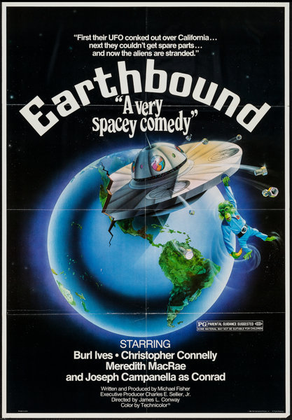 Earthbound & Other Lot (Taft International, 1981)  One