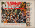 "Movie Posters:War, The Secret Invasion & Other Lot (United Artists, 1964). HalfSheets (3) (22"" X 28"") Regular, Styles A & B. War.. ... (Total:3 Items)"