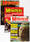 Magazines:Horror, Famous Monsters of Filmland Group (Warren, 1964-86) Condition: Average FN/VF.... (Total: 37 Comic Books)