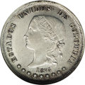 Colombia: , Colombia: Republic 50 Centavos 1875 Bogota, KM177.1, AU58 NGC,unusually bold details, very attractive. BC42....