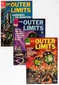 Silver Age (1956-1969):Science Fiction, Outer Limits File Copies Group (Dell, 1964-69) Condition: AverageVF+.... (Total: 9 Comic Books)