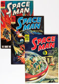 Silver Age (1956-1969):Science Fiction, Space Man #6-10 File Copies Group (Dell, 1963-72) Condition: Average VF/NM.... (Total: 21 Comic Books)