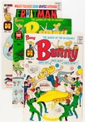 Silver Age (1956-1969):Humor, Bunny Group (Harvey, 1966-76) Condition: Average VF/NM.... (Total: 20 Comic Books)