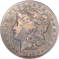 Morgan Dollars, 1893-S $1 Fine 15 PCGS....