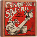 Platinum Age (1897-1937):Miscellaneous, Barney Google and Spark Plug #2 (Cupples & Leon, 1924)Condition: VG+....