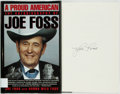 Books:Biography & Memoir, [Joe Foss]. SIGNED. A Proud American. The Autobiography of Joe Foss. New York: Pocket Books, [1992]. Signed by the...