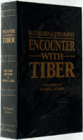Books:Americana & American History, Buzz Aldrin and John Barnes. SIGNED/LIMITED. Encounter withTiber. Foreword by Arthur C. Clarke. Nashville: The Flat...