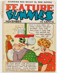 Feature Funnies #2 (Chesler, 1937) Condition: GD/VG