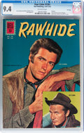 Silver Age (1956-1969):Western, Four Color #1261 Rawhide - File Copy (Dell, 1961) CGC NM 9.4 Off-white pages....