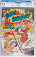 Golden Age (1938-1955):Funny Animal, Four Color #164 Bugs Bunny - Mile High pedigree (Dell, 1947) CGCNM+ 9.6 White pages....