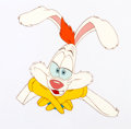 Animation Art:Production Cel, Tummy Trouble Roger Rabbit Production Cel (Walt Disney,1989)....