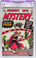 Silver Age (1956-1969):Superhero, Journey Into Mystery #83 (Marvel, 1962) CGC Apparent FN 6.0 Slight (A) Off-white to white pages....