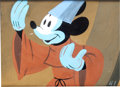 "Animation Art:Production Drawing, Fantasia ""The Sorcerer's Apprentice"" Mickey Mouse StoryboardArt (Walt Disney, 1940)...."