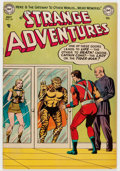 Golden Age (1938-1955):Science Fiction, Strange Adventures #34 (DC, 1953) Condition: FN/VF....