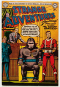 Golden Age (1938-1955):Science Fiction, Strange Adventures #39 (DC, 1953) Condition: FN/VF....