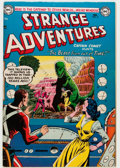 Golden Age (1938-1955):Science Fiction, Strange Adventures #41 (DC, 1954) Condition: VF-....