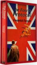 Books:Mystery & Detective Fiction, Frederick Forsyth. LIMITED. The Fourth Protocol. SanFrancisco: Brandywyne Books, [1984]. Limited edition. Publisher...