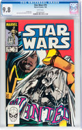 Modern Age (1980-Present):Science Fiction, Star Wars #79 (Marvel, 1984) CGC NM/MT 9.8 White pages....