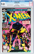 Modern Age (1980-Present):Superhero, X-Men #136 (Marvel, 1980) CGC NM/MT 9.8 White pages....