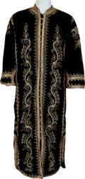 Music Memorabilia:Costumes, Elvis Presley Owned and Worn Caftan (Suzy Cream Cheese, 1970s)....