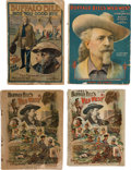 Miscellaneous:Ephemera, Buffalo Bill's Wild West: Collection of Four Programmes.... (Total: 4 Items)