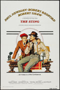 """Movie Posters:Crime, The Sting (Universal, 1973). International One Sheet (27"""" X 41"""") Flat Folded. Crime.. ..."""