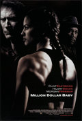 """Movie Posters:Sports, Million Dollar Baby & Other Lot (Warner Brothers, 2004). One Sheets (2) (27"""" X 40"""") DS Advance. Sports.. ... (Total: 2 Items)"""