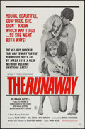 """Movie Posters:Sexploitation, The Runaway (Group 1, 1972). One Sheet (27"""" X 41"""") & Lobby CardSet of 8 (11"""" X 14""""). Sexploitation.. ... (Total: 9 Items)"""