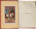 "Autographs:Celebrities, William F. ""Buffalo Bill"" Cody: A Fine Inscribed and SignedBiography. ..."