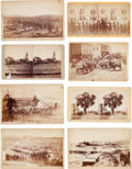 Photography:Stereo Cards, Group of Western Stereoviews and Cabinet Cards....